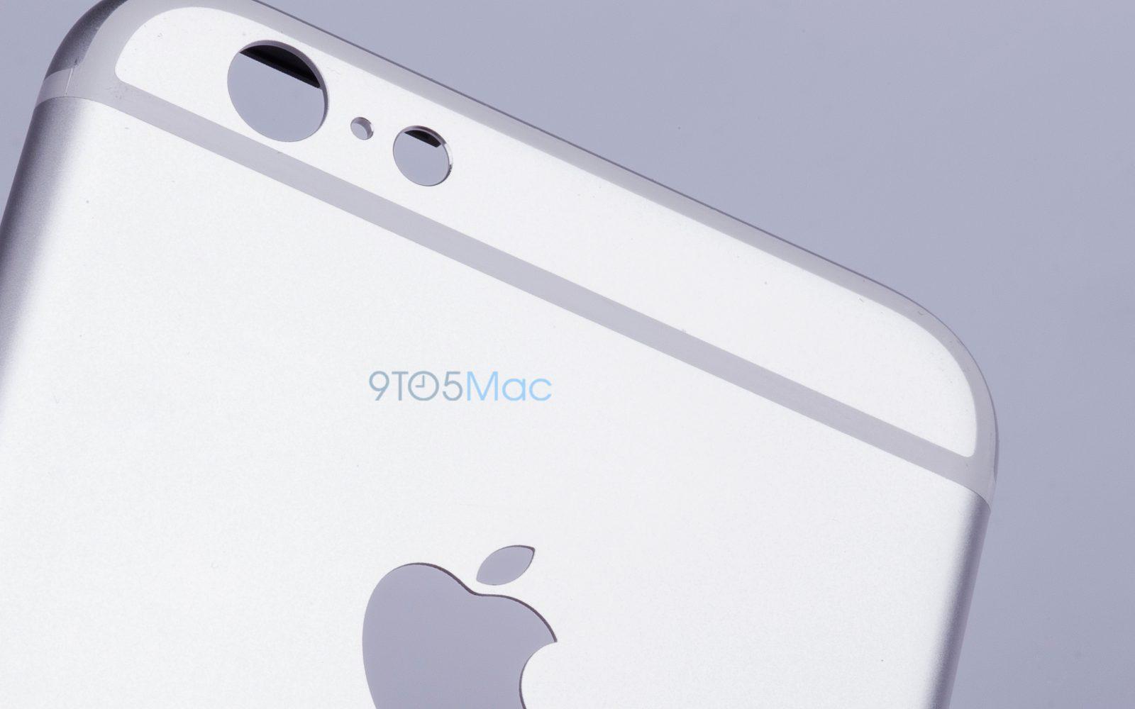 iPhone 6S camera: 12 megapixel photos, 4K video recording
