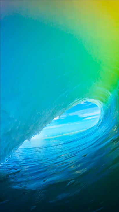 iOS 9 wallpapers 1