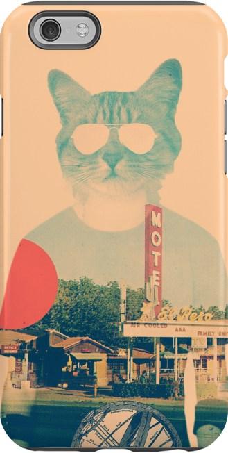 Cool Cat_Ali Gulec_Redbubble