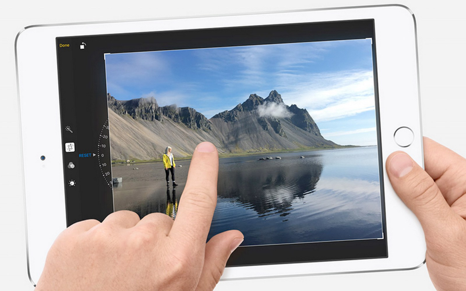 iPad mini 4 is one of Apple's best tablet displays yet in real-world viewing conditions