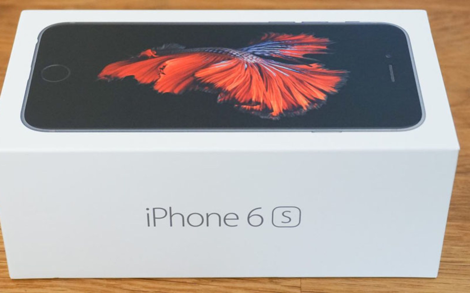 Unboxing photos of my new iPhone 6s 128GB in Space Gray