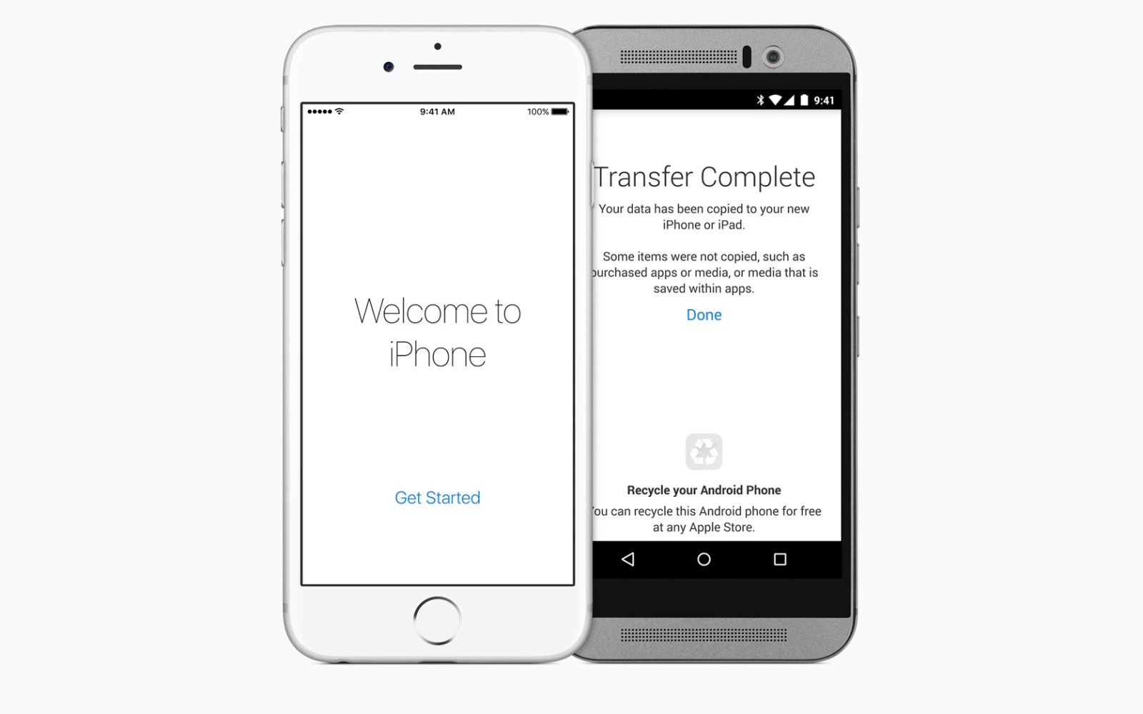 Apple's new 'Switch to iOS from Android' app hits the Google Play Store