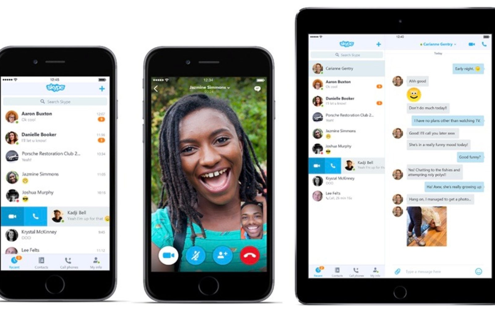 Skype 6 for iPhone and iPad brings simpler navigation in
