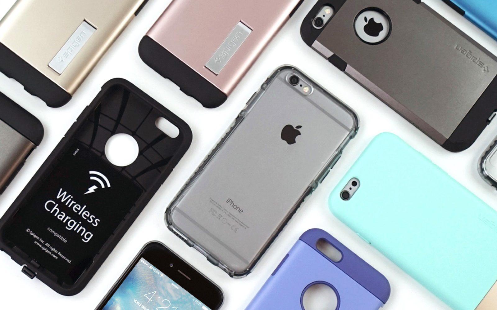 Spigen 9to5mac Ps4 Birthdays The Beginning Reg 2 Spigens Newest Iphone 6s Plus Cases Start At 999 Wireless Charging Case Only 2999