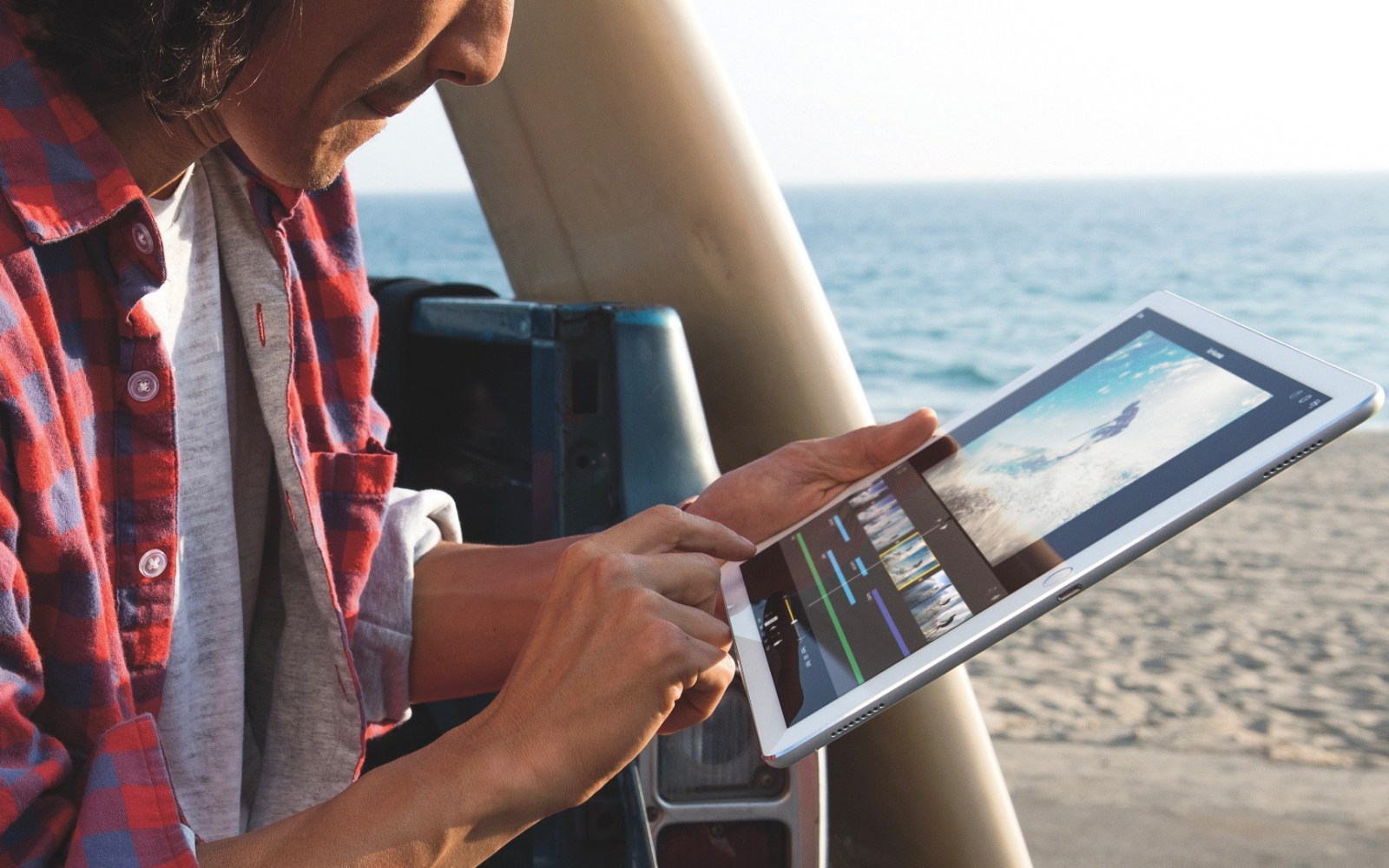 Apple's 12.9 inch iPad Pro goes on sale Wednesday in 40 countries, available at retail stores later in the week