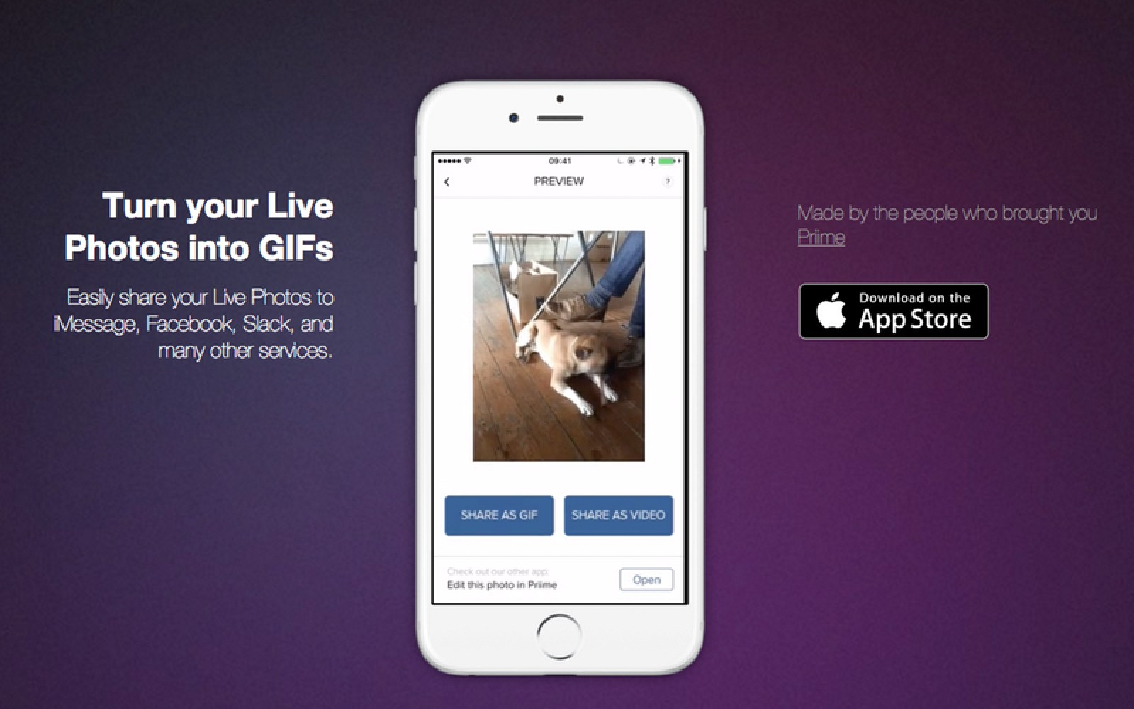 Turn your Live Photos into GIFs with new Live GIF app