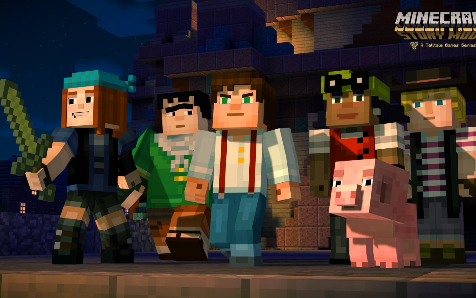 Minecraft: Story Mode launches on iOS with a new multi-episode campaign mode