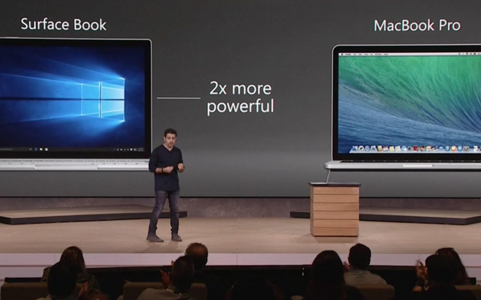 Microsoft challenges Apple w/ Surface Pro 4 iPad Pro competitor, Surface Book laptop aimed at MacBook Pro, more