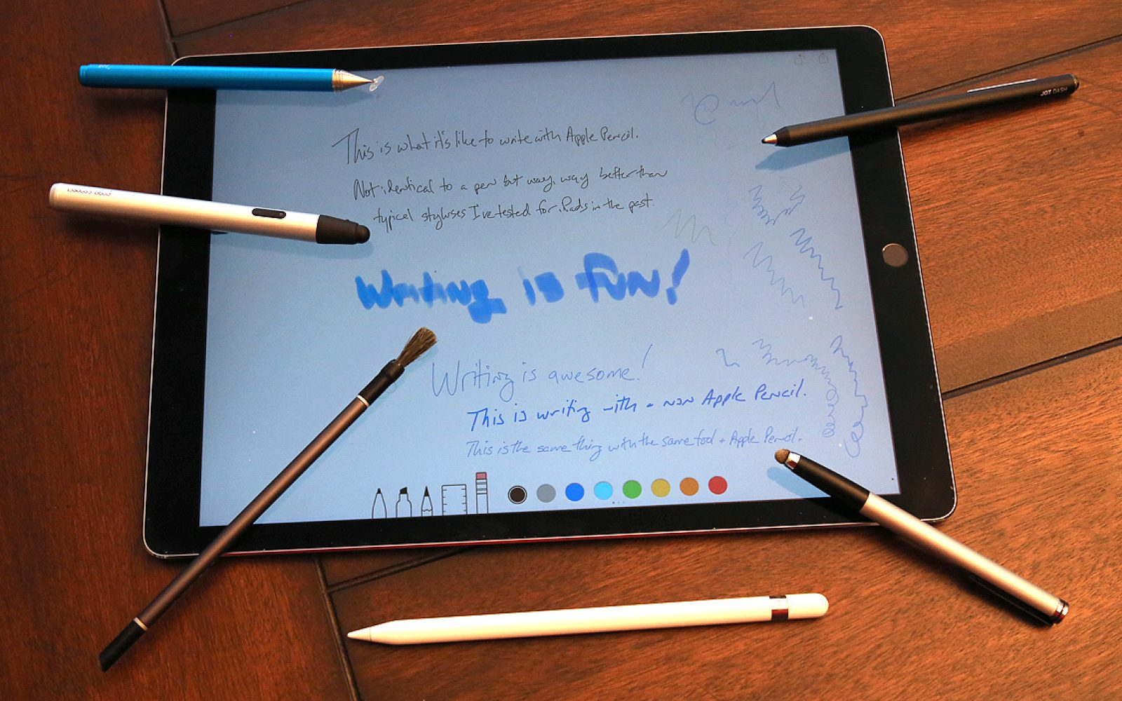 Here's how Apple Pencil beats other iPad styluses, and your best alternate picks