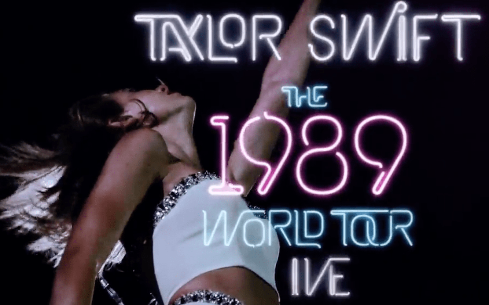 Taylor Swift reveals 1989 World Tour film coming exclusively to Apple Music on Dec. 20