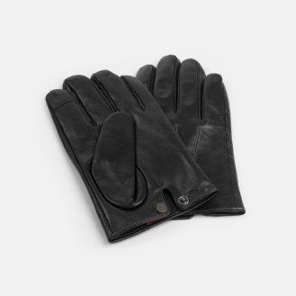 Tesla leather gloves 2