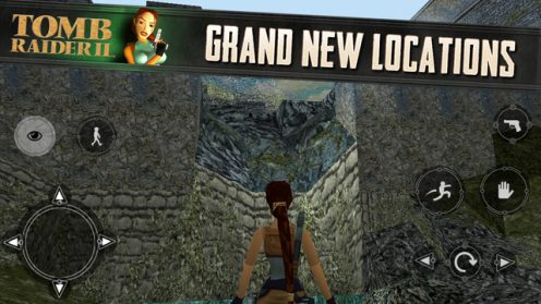 Tomb Raider 2 for iOS-1