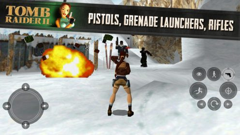 Tomb Raider 2 for iOS-2