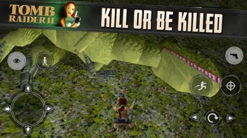Tomb Raider 2 for iOS-3