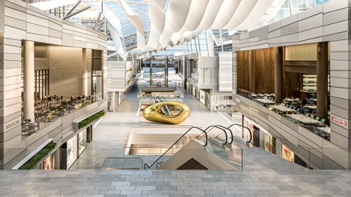Brickell City Center Retail Rendering 4