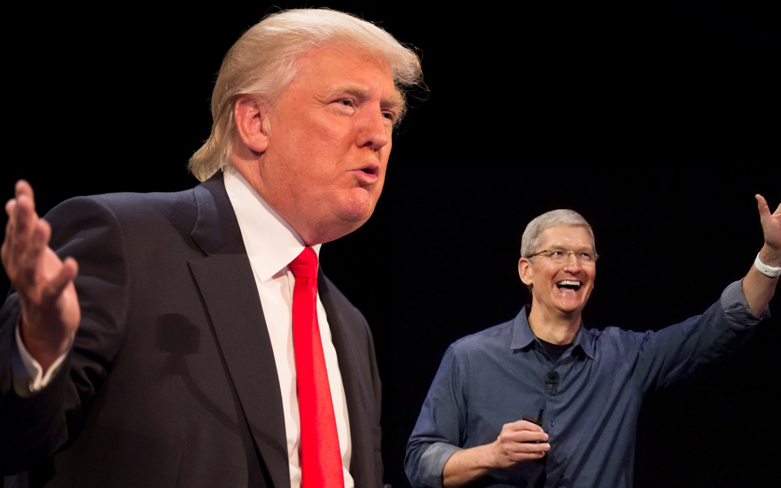 Report: Tim Cook, other tech execs attended secret meeting to discuss how to stop Donald Trump