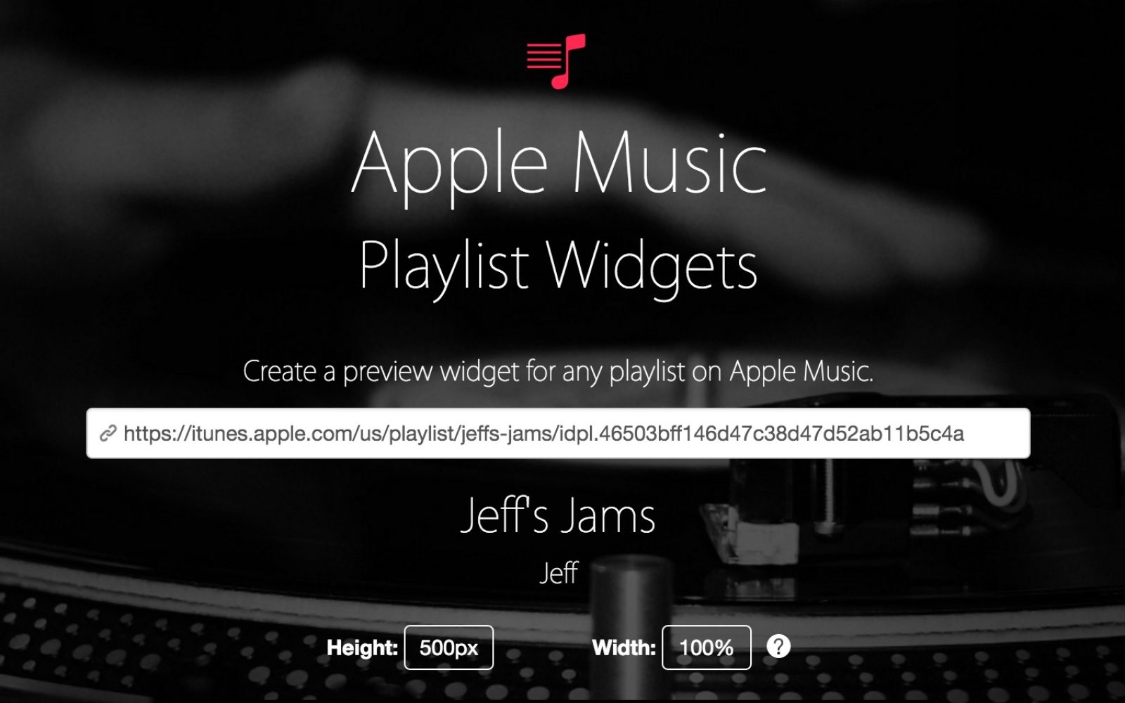 how to create a playlist on apple music