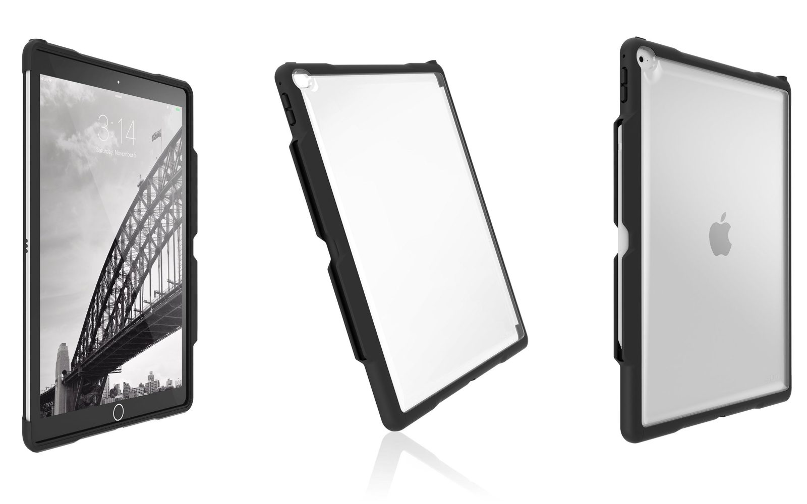 check out 86b0b 0960b Review: The Dux for iPad Pro is a lightweight, rugged case with a ...