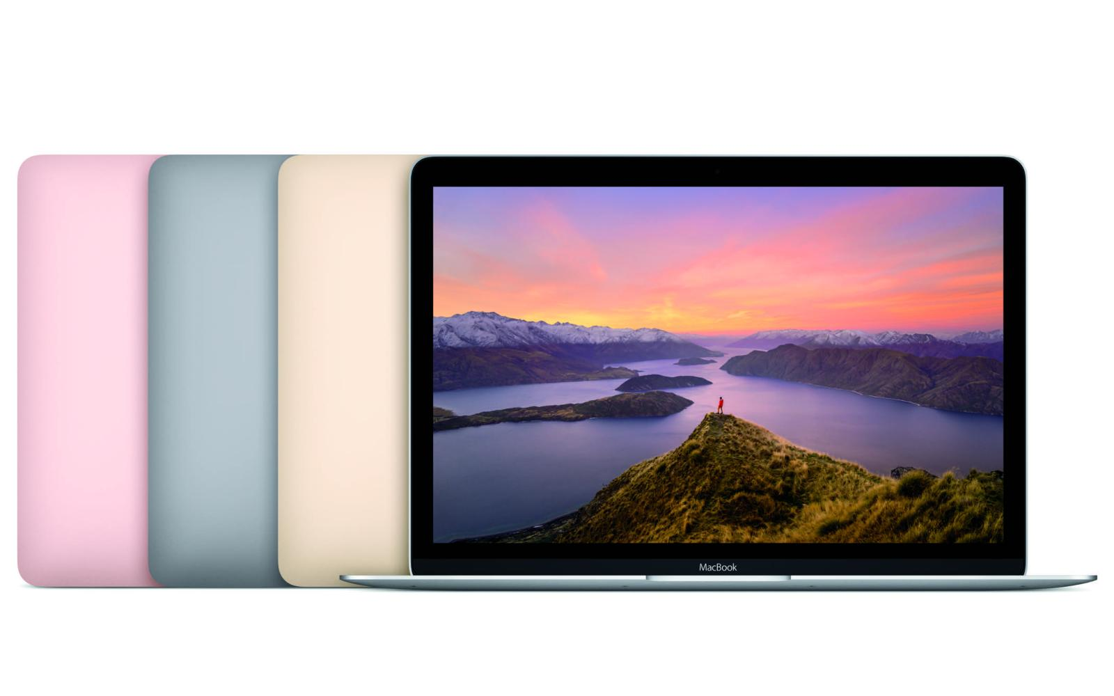 Here's how Apple's refreshed 12-inch MacBook compares to last year's model