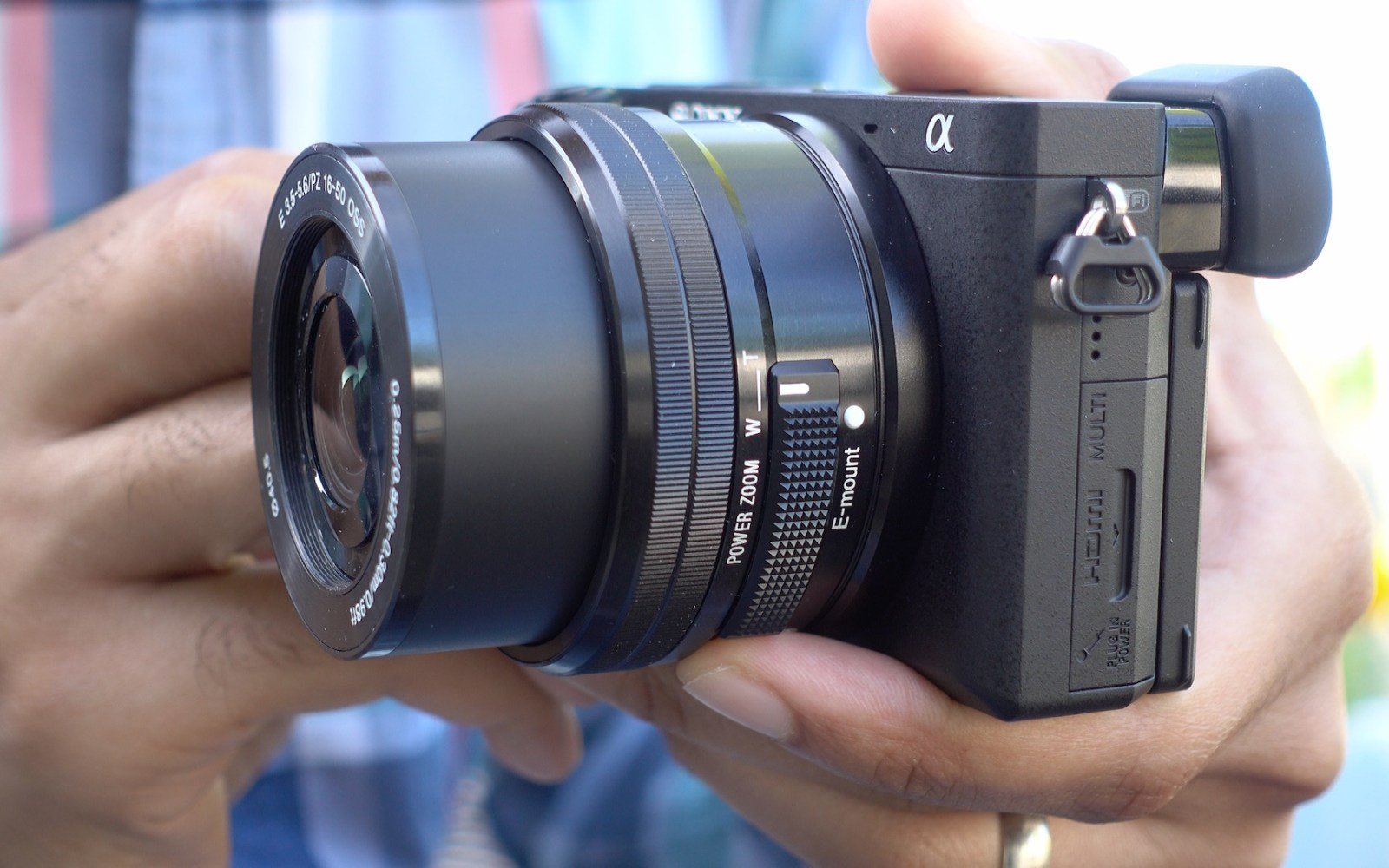 Hands-on: Sony's a6300 mirrorless camera makes a great 4K shooting companion