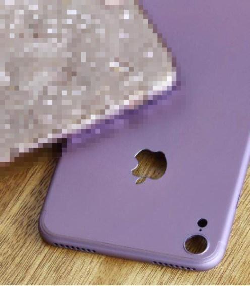 iPhone 7 —2 speakers on top