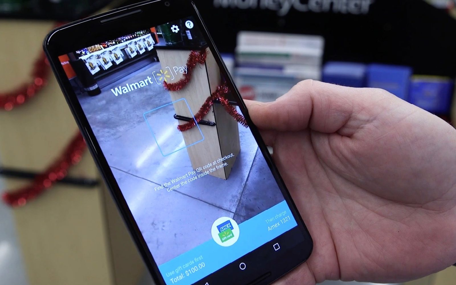 Apple Pay holdout Walmart brings its own digital wallet to