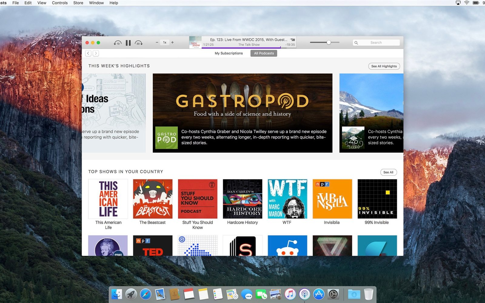 Opinion: Why we need a Podcasts app for Mac, not just iTunes