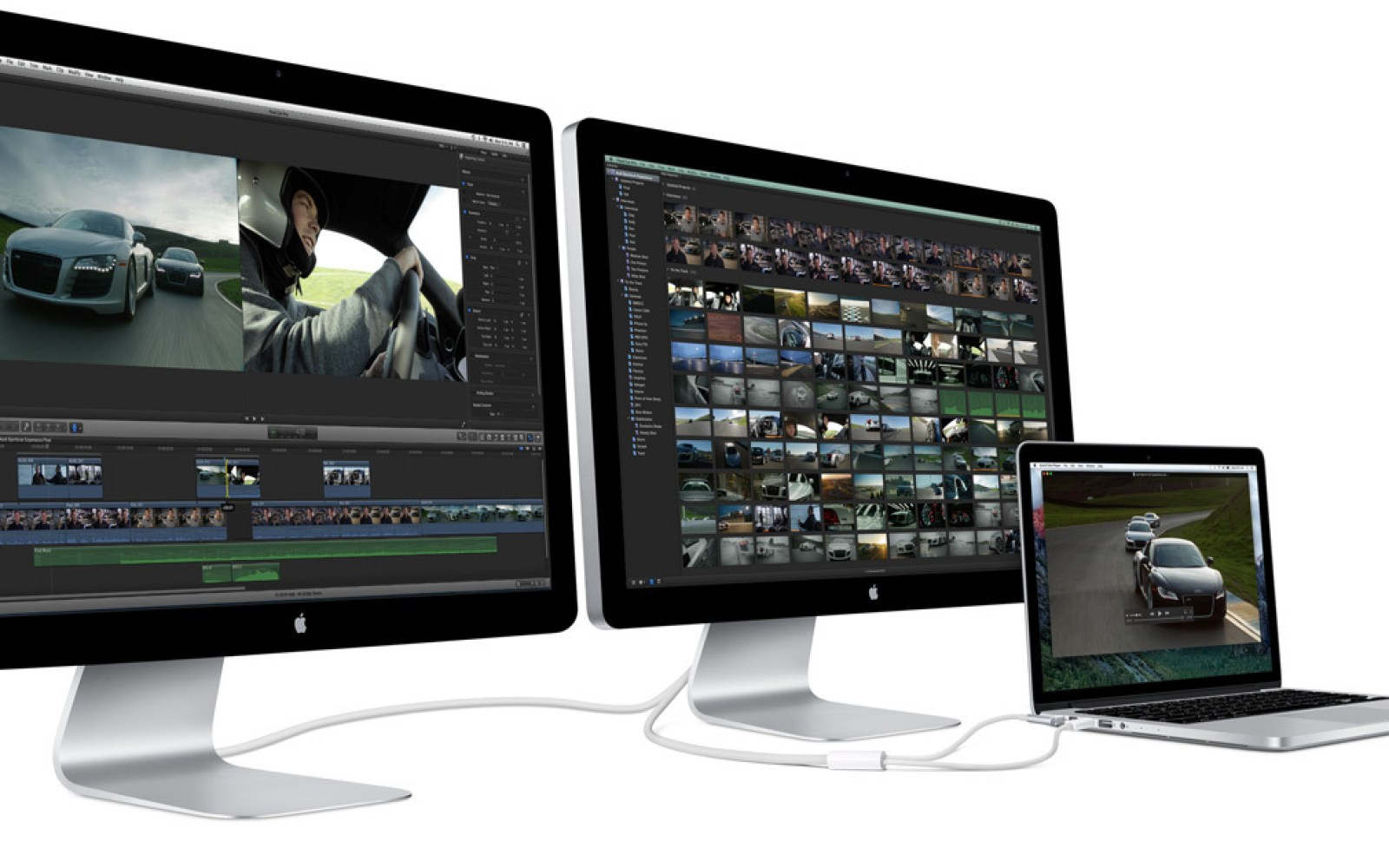 Apple officially discontinues Thunderbolt Display, points users towards third-party options