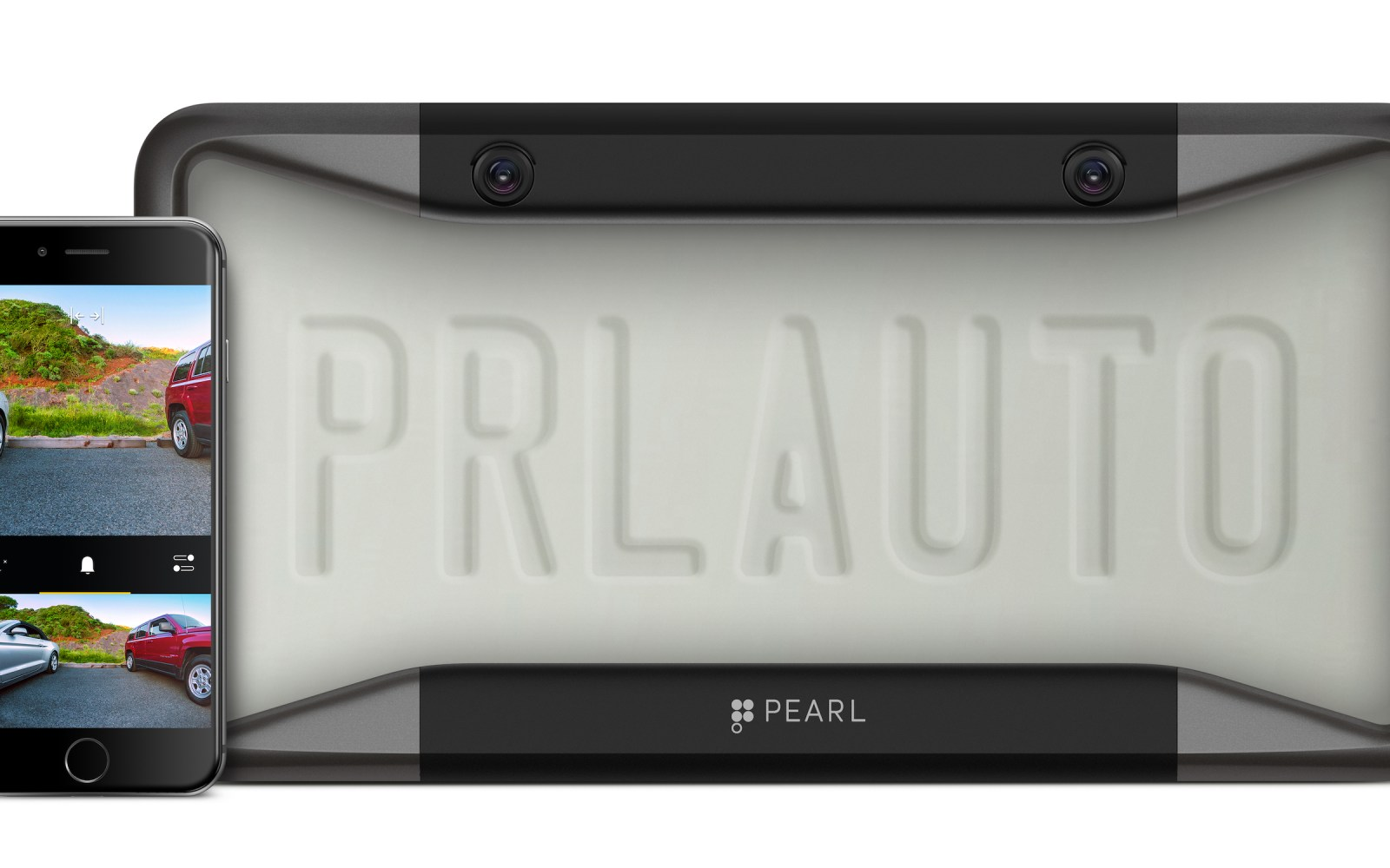 Ex-Apple engineers made this $499 rearview backup camera that uses iPhone as a display