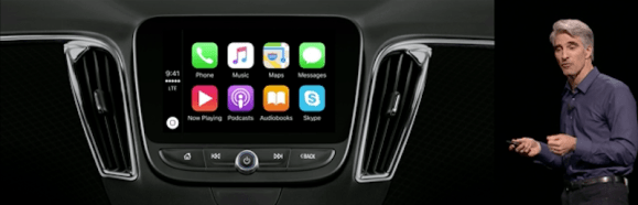 CarPlay iOS 10