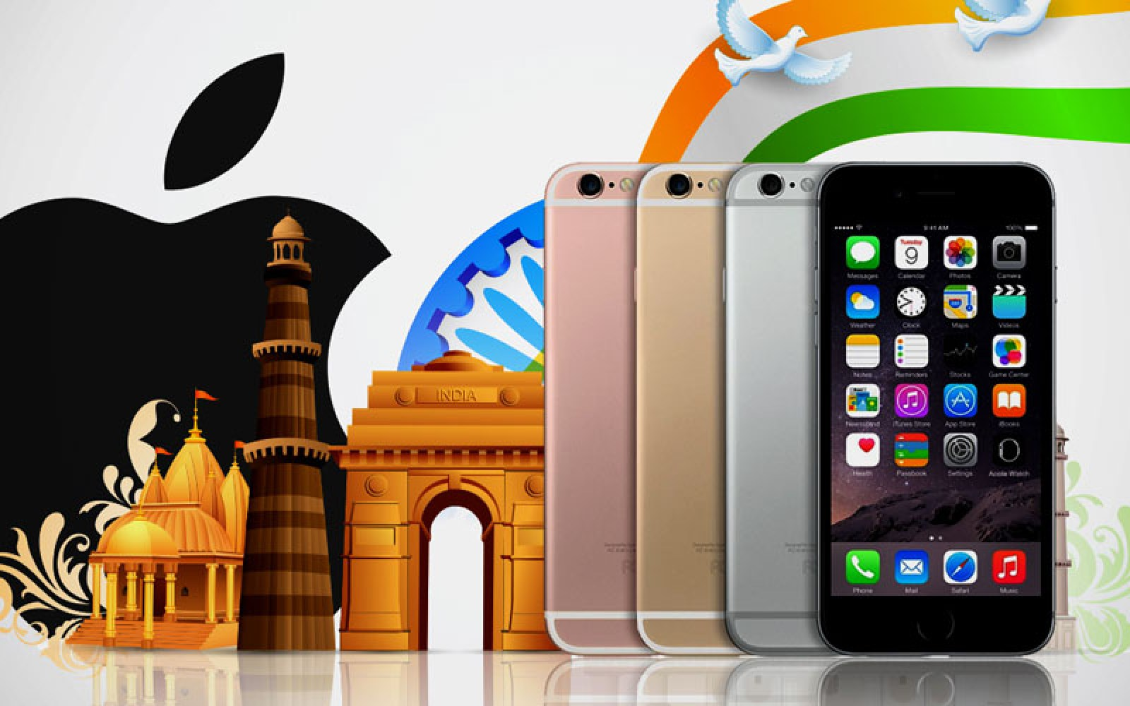 Apple said to be setting up distribution center in India to gain greater control of the supply chain