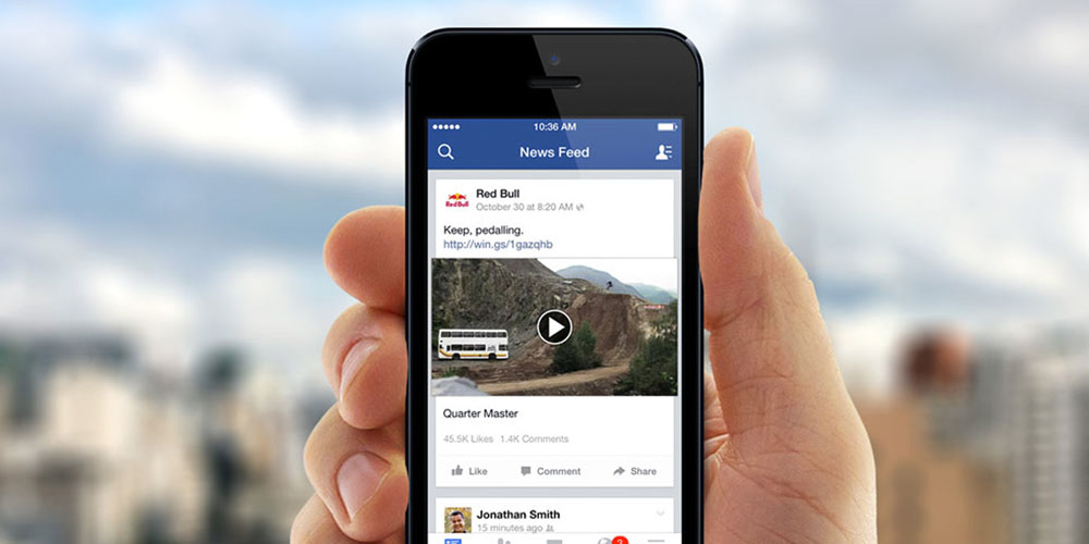 Facebook plans to launch its TV-like original content starting in June