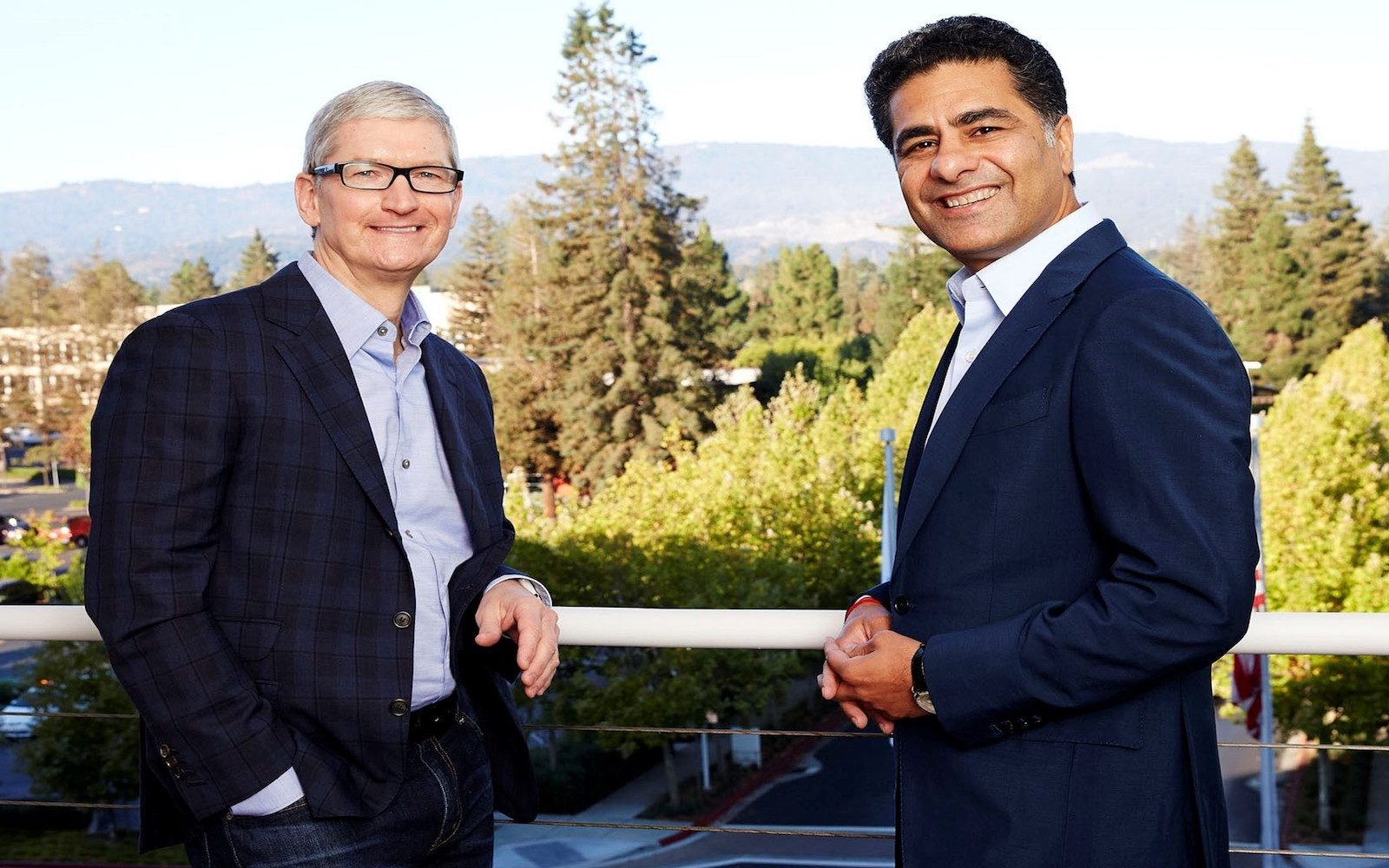 Apple announces new iOS enterprise partnership with services firm