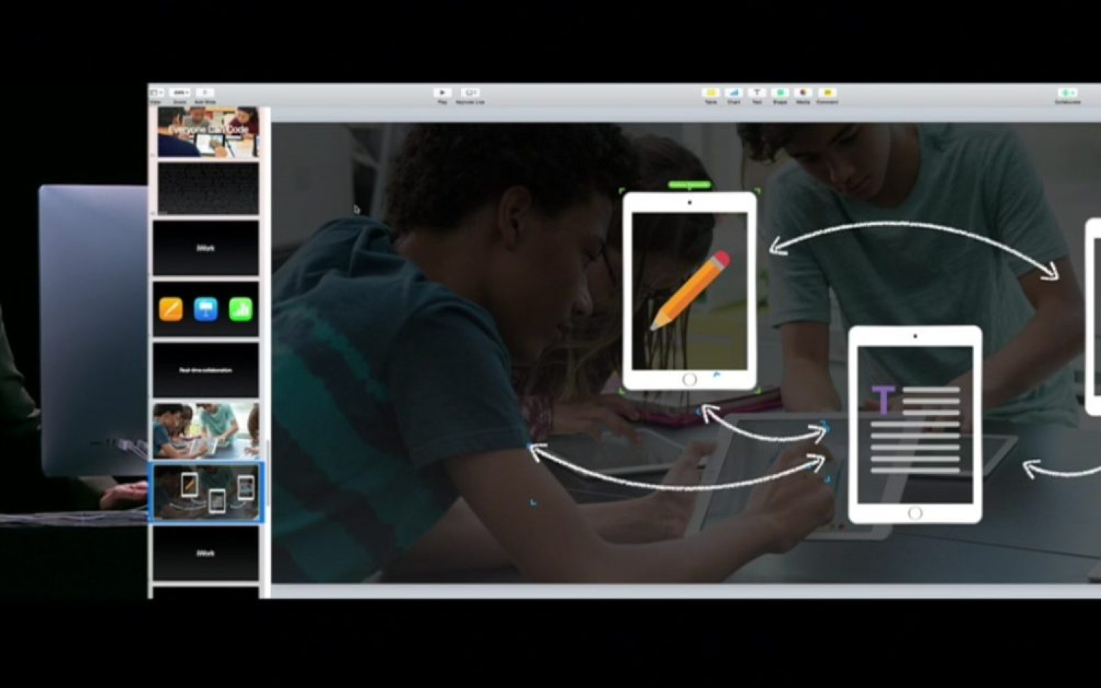 Apple releases iWork for iOS with real-time collaboration, Swift Playgrounds coding app for iPad