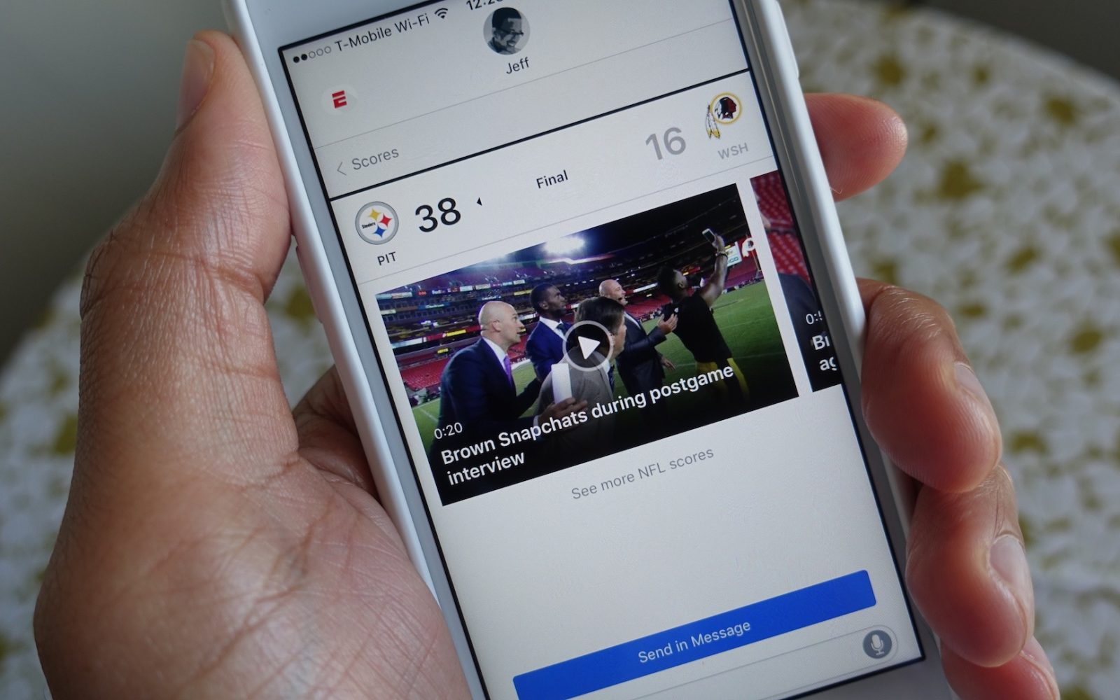 ESPN apps now support Apple's Single Sign-on feature, Chromecasting