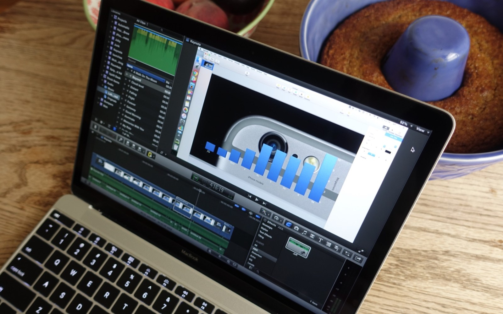 How-To: Create animated charts for Final Cut Pro X using Keynote [Video]
