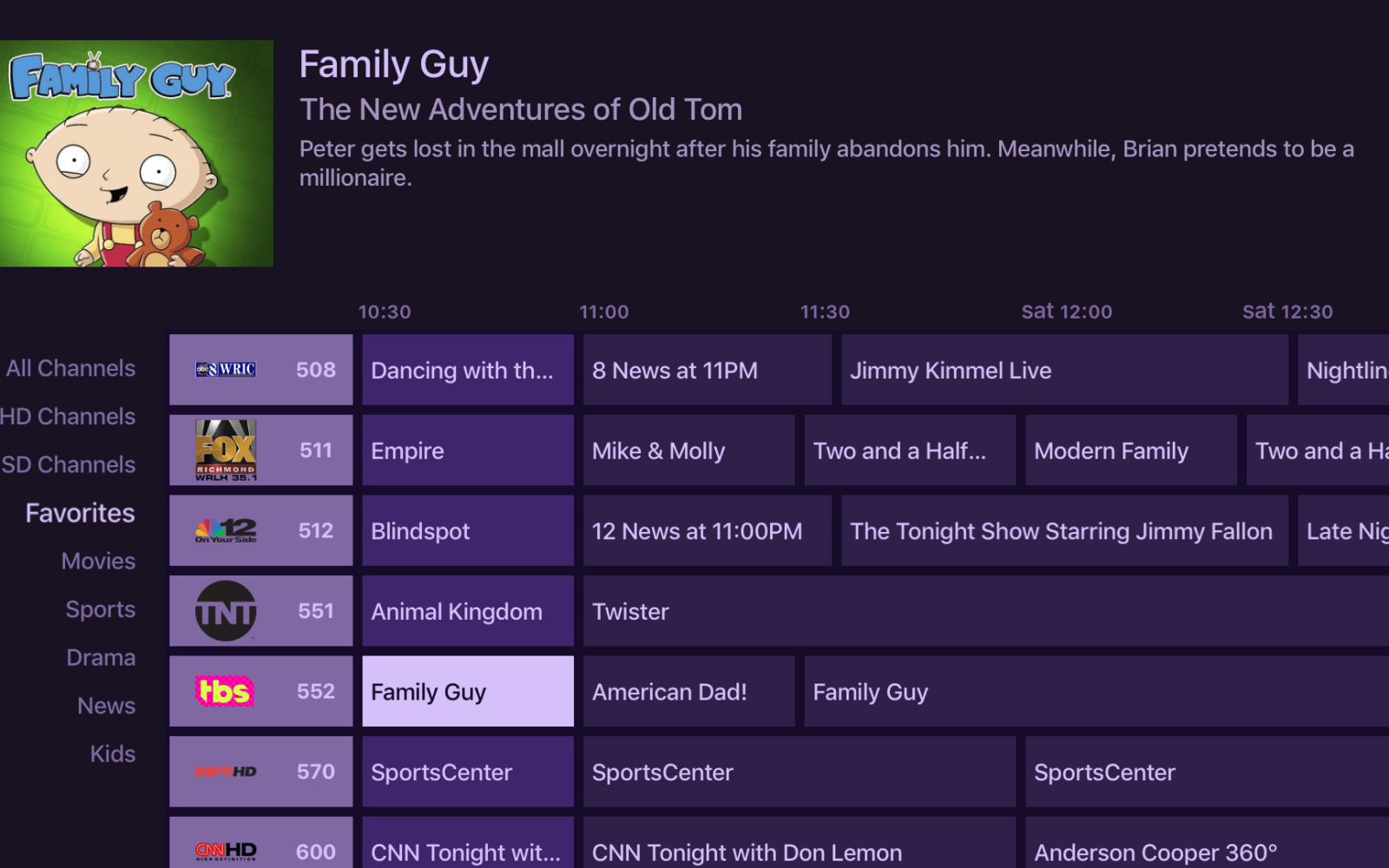 Channels 2.0: the best Apple TV app for cord-cutters gets even better with channel programming guides