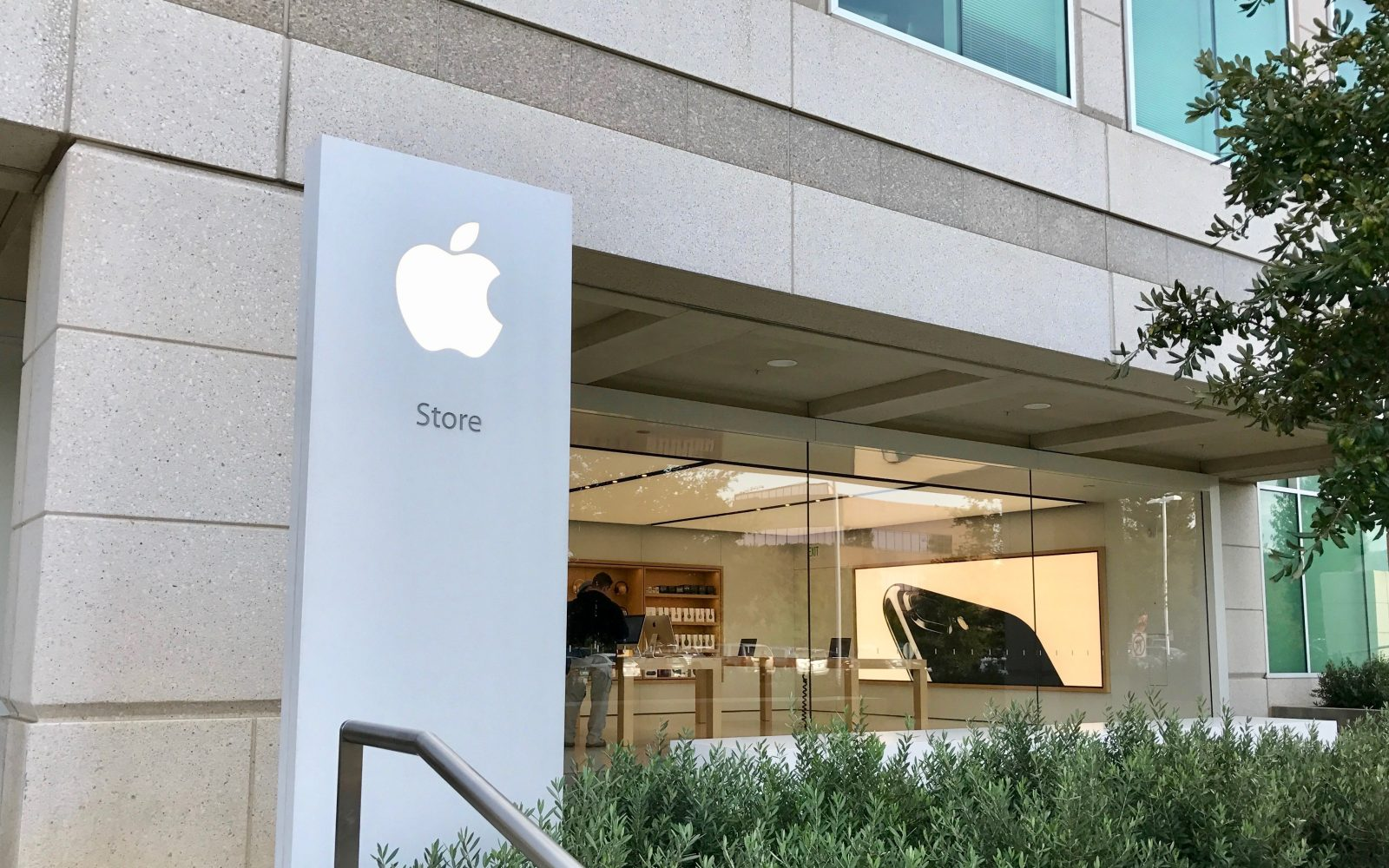 Here's what you can buy at Apple's special campus store in