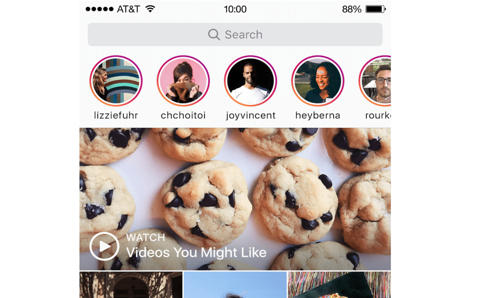 Instagram adds recommended Stories to Explore tab as Facebook tests similar 'Messenger Day' feature