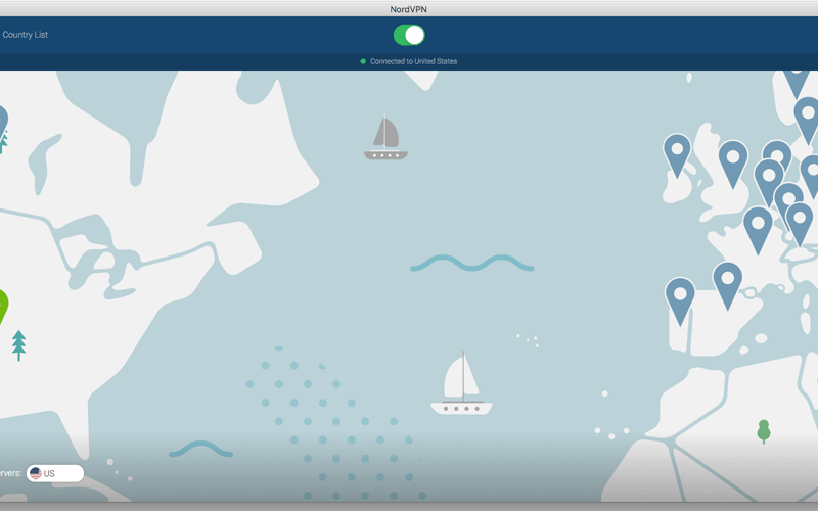 Quick Look: NordVPN, a rare VPN service that still works with