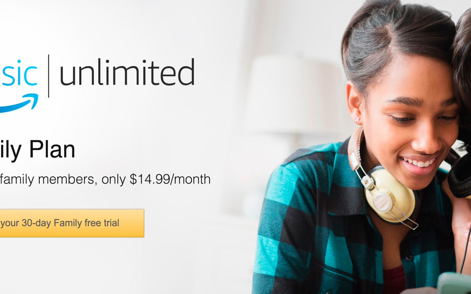 Amazon Music Unlimited launches $15/month or $150/year
