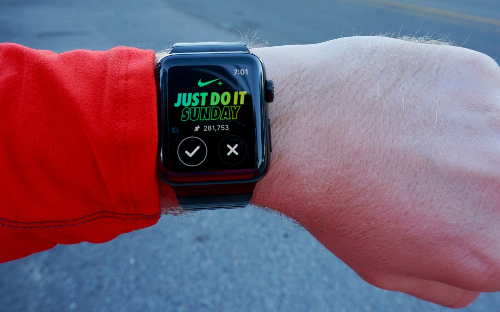Apple Watch, New Year's resolutions, and losing 50 pounds