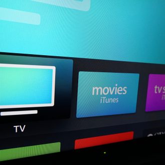Apple TV TV app 16-9