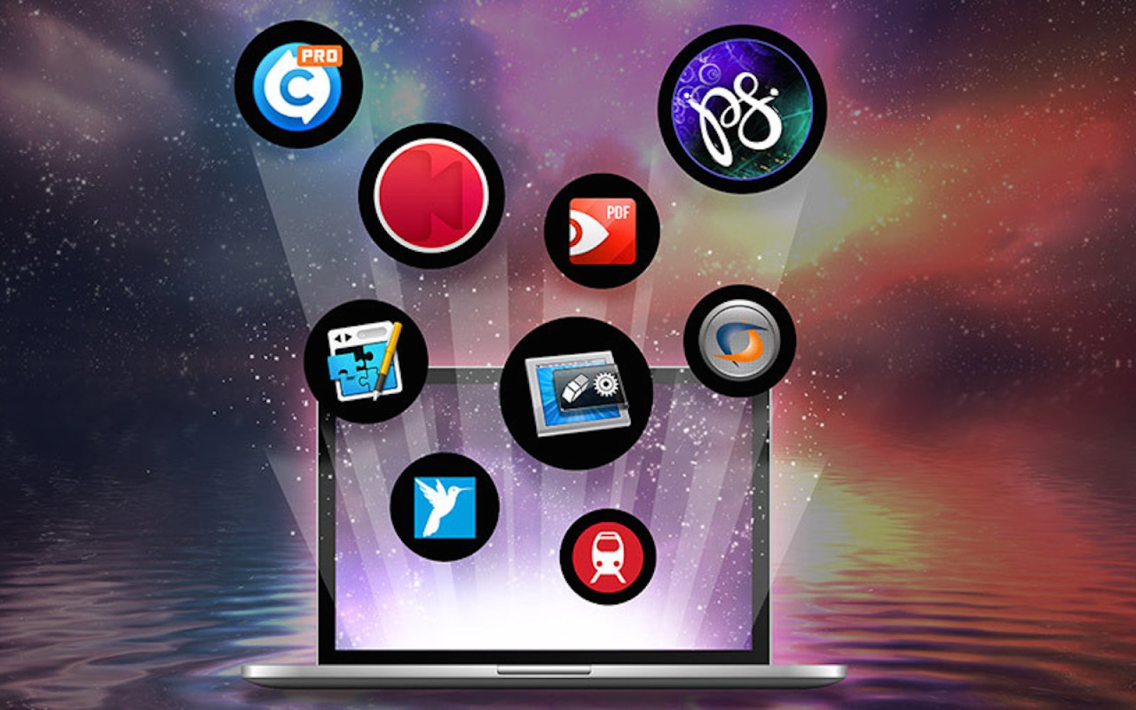 2 Awesome Mac bundles: $20 each, 60 apps, choose wisely! (PDF Expert, RapidWeaver, Crossover, more)