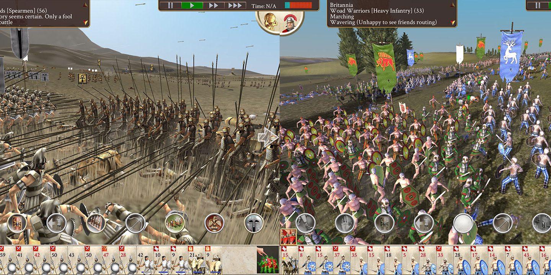 rome total war mac free trial