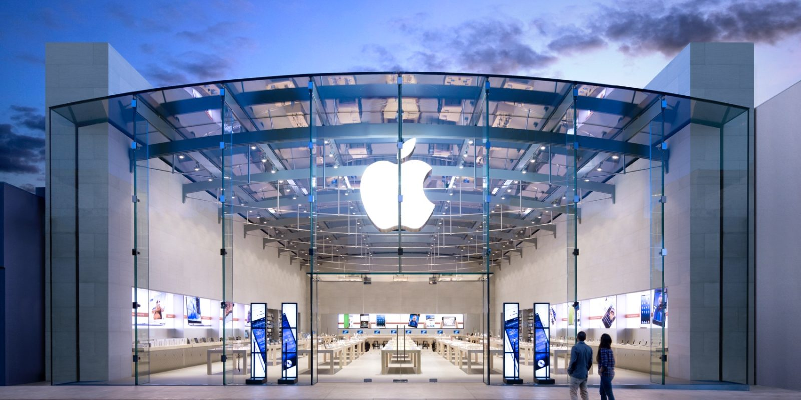 Apple again found to be the world's top retailer in sales per square foot