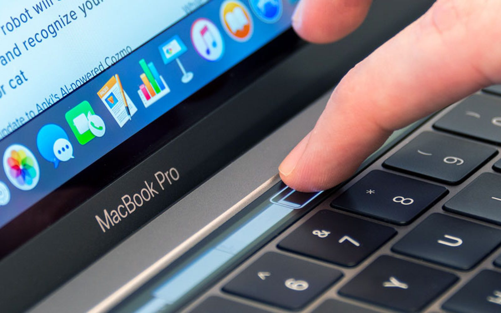 Bar exam applicants required to disable MacBook Pro Touch