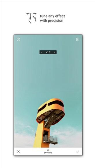 SnapSeed App Store Screen 3