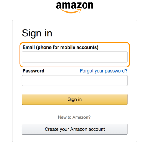 amazon-sign-in
