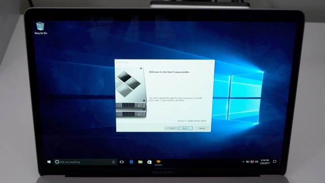 How to install Windows 23 on your Mac using Boot Camp Assistant